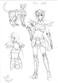Saint Seiya OC by Purple-Hurricane