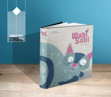 Children's book - Wabi Sabi by sanjcek