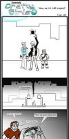 Minecraft Comic: CraftyGirls Pg 100 by TomBoy-Comics
