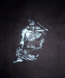 White-charcoal-and-pastel