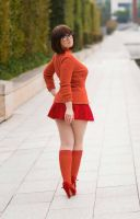 Velma Dinkley  - Back by AngelAngelyss