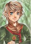 Prince of the elves by Fynwe