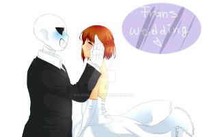 Weding by nahomiart