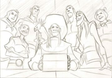 Avatar Storyboard 3 by BobbyRubio