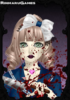Spooky doll creator by Pichichama