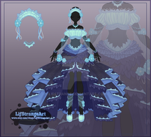 [Close]  Adoptable Outfit Auction 44 by LifStrange