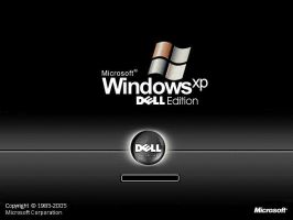 Windows XP Dell Edition by Bash2cool