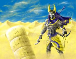 Anubis by Atticus-Kotch