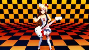TDA Rio Kiyoha (Kitty'er) ACT1 [TDA MMD EDIT] by nuifearless
