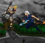 Dissidia Aces Cycle 3 Final Round! by utenafangirl