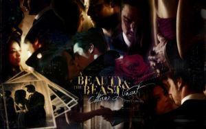 Beauty and the beast by joey-artworks