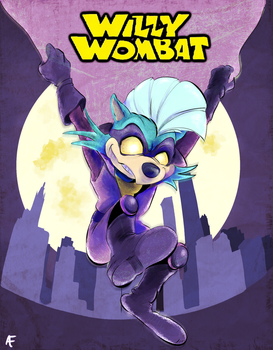 Willy Wombat by Wooga