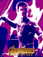 August Avengers #19.3 - Infinity War (2018) by JMK-Prime