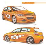 Vectra GT Tuning by paulodesign