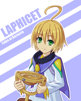 Laphicet - Tales of Berseria by No1Bot