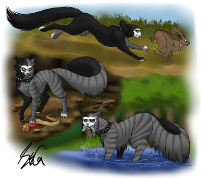 TR - Hunting for the Feast by SavannaEGoth