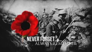Remembrance Day by ChrisHolley