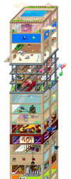 Skyscraper Project -  REOPENED by madb0y