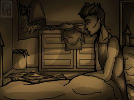 Ain's Room (Finished) by L0rdL0ser