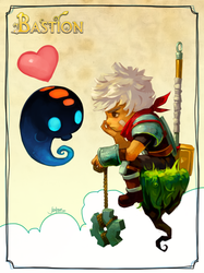 Happy Friday from Bastion by JenZee