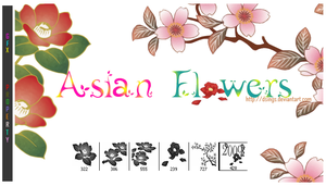 Gfx_Asian_Flowers by Dsings