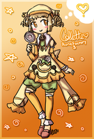 Rune Factory 3 - Collette by Selaphi