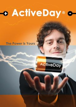 active Day ...... vitamin and power source by ymsdesigner