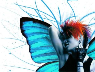 Miyavi Butterfly 2 by secret-celeste