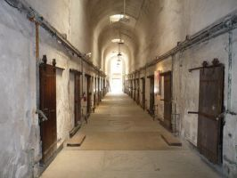 Eastern State Penitentiary 8 by raindroppe