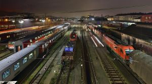 Night Trains by focusgallery