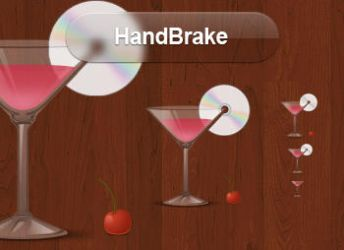 HandBrake icon by iTweek