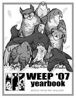 WEEP Yearbook Cover by lyosha