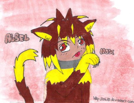 Kitty Albel -colored- by oni18