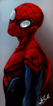 Superior Spider-Man is 100% Done by Empty-Brooke