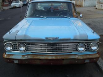 1962 Ford Fairlane 500 Sport Coupe II by Brooklyn47