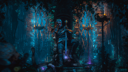 Waiting for the monsters | The Witcher 3 by TakeOFFFLy