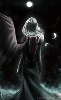 Lost Wing (I'm back!!!) by zaameen