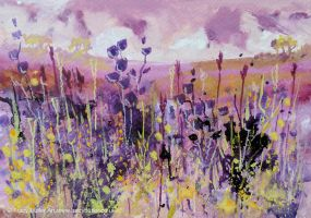 Tracy Butler Summer Days by tracybutlerart