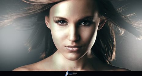 new work retouching by 27mad-gfx