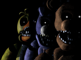 Fixed Animatronics by FreddyFredbear