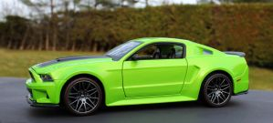 2014 Mustang. by boogster11