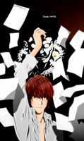 Death Note by Arent1295