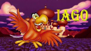 Iago by JeffreyKitsch