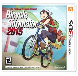 BICYCLE SIMULATOR 2015 by zettablob
