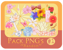 Pack: PNG's #1. by LovelyxWolf