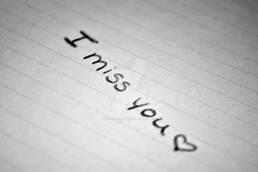 Miss you by lovewrecked09