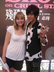 Alan Luo and meeee by isa-ayu