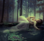Ophelia by dienel96