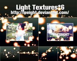 Free  Light Textures*6 by LeEight