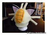 Meowth Hat v2.0 by Allyson-x
